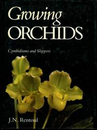 image of Growing Orchids: Cymbidiums and Slippers (Bk. 1)