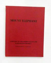 image of Mount Elephant.  A History of the Derrinallum and Darlington District