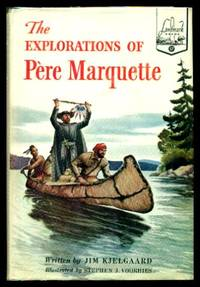 image of THE EXPLORATIONS OF PERE MARQUETTE