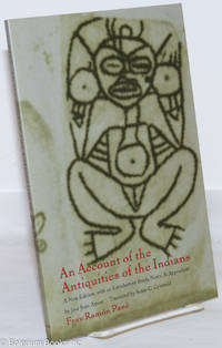 image of An Account of the Antiquities of the Indians: A new edition