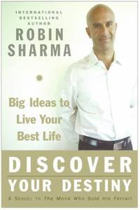 image of Discover Your Destiny: Big Ideas to Live Your Best Life