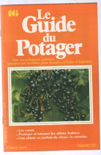 image of Les cassis  tuteurer les arbres fruitiers  la verveine