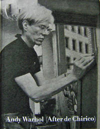 Andy Warhol (After de Chirico)