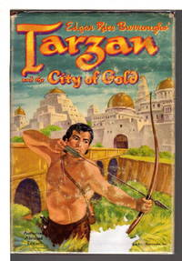 image of TARZAN AND THE CITY OF GOLD.