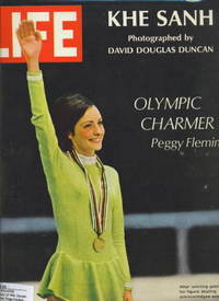 LIFE MAGAZINE February 23 1968: Olympic Charmer Peggy Fleming