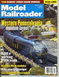 Model Railroader August 2000: