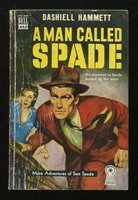 A Man Called Spade and Other Stories [Dell Mapback]
