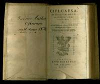 C. Iul. Caesaris Rerum ab se Gestarum Commentarij