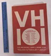VH 101 / Revue trimestrielle / Numero 7-8 / Printemps - ETE 1972 (L'architecture et l'avant-garde artistique en URSS de 1917 a 1934)