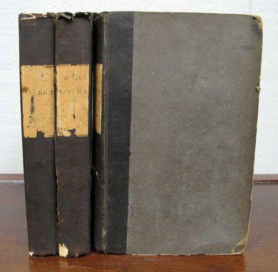 London: Longman Orme Brown Green & Longmans, 1839. 1st edition (Howes H300; Sabin 44696; Sadleir 'Ex...