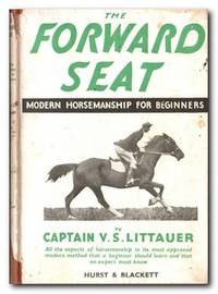 image of The Forward Seat Modern Horsemanship for Beginners