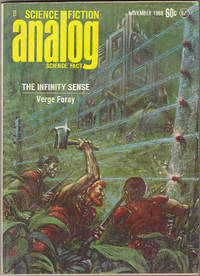 Analog Science Fiction / Science Fact, November 1968 (Volume 82, Number 3)