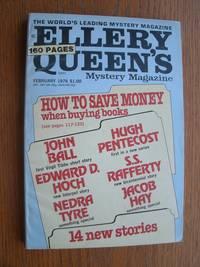 Ellery Queen's Mystery Magazine February 1976