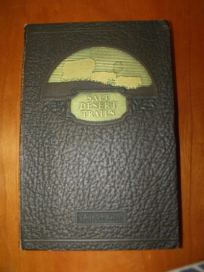 Salt Lake City, Utah: Western Printing Company, 1930. First Edition, First Printing. Leatherette. Ve...