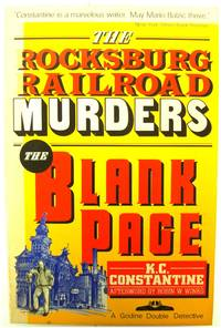 image of The Rocksburg Railroad Murders: The Blank Page