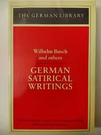 German Satirical Writings: German Satirical Writings (German Library)