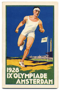 JEUX OLYMPIQUES AMSTERDAM 1928 ... [cover title: 1928 IXe OLYMPIADE AMSTERDAM]