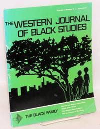 image of The Western Journal of Black Studies. Volume 1, No. 2 (June 1977)