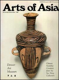 image of Arts of Asia (Vol 18, No 6, November-December 1988): Denver Art Museum, Chinese Neolithic Ceramics