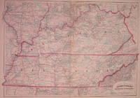Asher & Adams' Kentucky & Tennessee