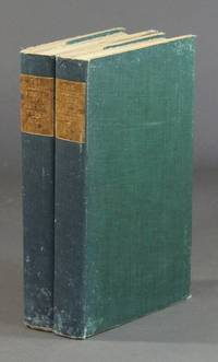 The collected poems of Arthur Upson. Edited and with an introduction by Richard Burton by  ARTHUR UPSON - First edition - 1909 - from Rulon-Miller Books (SKU: 29811)