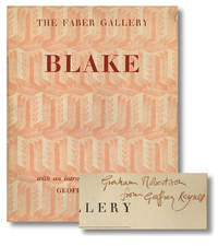 THE FABER GALLERY  BLAKE by  Sir Geoffrey [intro]  William]: Keynes - 1945 - from William Reese Company - Literature ABAA-ILAB and Biblio.co.uk