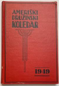 image of Ameriski druzinski koledar (American family almanac). 1949