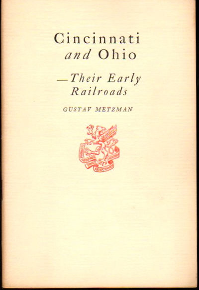 NY: The Newcomen Society in North America, 1948. Paperback. Very good. 32pp in publisher's stapled w...