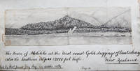 Illustrated Journal kept by Thomas James Jay documenting his Experiences in the Otago New Zealand Gold Rush, 1864 – 1872