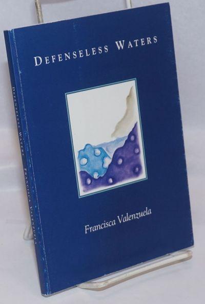 Santa Cruz: el Andar Books, 2000. Paperback. 68p., 5.5x7.5 inches, introduction by Celia Correas Zap...