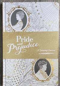 Pride and Prejudice- A Colouring Journal