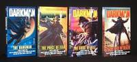 THE DARKMAN SERIES: #1: THE HANGMAN, #2: THE PRICE OF FEAR, #3: THE GODS OF HELL, #4: IN THE FACE...