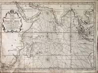 Karte von dem Morgenlaendischen Ocean oder dem Indischen Meere. Zur allgemeinen Historie der...