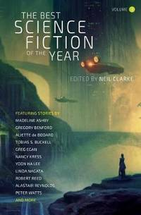 image of The Best Science Fiction of the Year: Volume Three