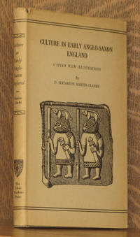 CULTURE IN EARLY ANGLO-SAXON ENGLAND