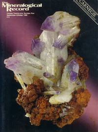The Mineralogical Record: Vol. 21, Number 5, September-October, 1990