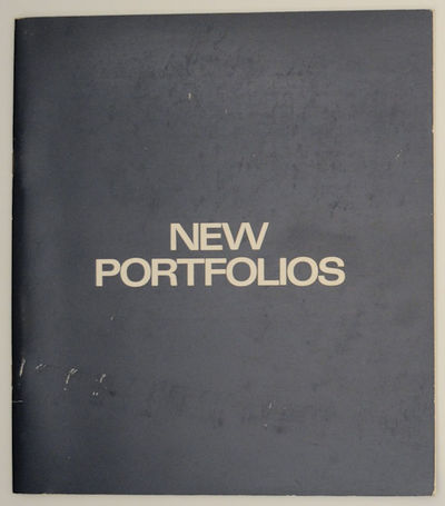 Claremont, CA: Galleries of the Claremont Colleges, 1976. First edition. Softcover. Exhibition catal...