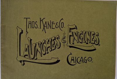 Chicago, Ill., U. S. A.: Thomas Kane & Company, 1892. Oblong 8vo. 195 x 270 mm., . 43 pp. Illustrate...