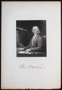 image of David Rittenhouse; Engraved by J.B. Longacre from a painting by C.W. Peale [engraved print]