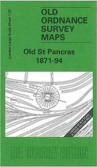 Old Ordnance Survey Map Gateshead South Bensham Teams /& Shipcote 1894  Sheet 23