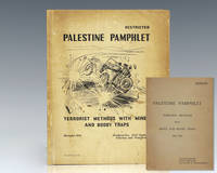 Palestine Pamphlets. Terrorist Methods With Mines and Booby Traps.