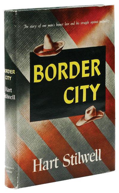 New York: Doubleday Doran, 1945. First Edition. Octavo. Cloth boards; dustjacket; 276pp. Small spot ...
