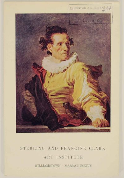 Williamstown, MA: Sterling and Francine Clark Art Institute, 1964. First edition. Softcover. Exhibit...