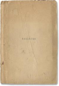Caligula (Original English language script for the 1944 play)