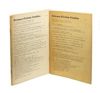 Science-Fiction Studies #7 & #8 - The Science Fiction of Ursula K. Le Guin