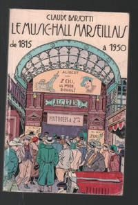 image of Le music-hall marseillais de 1815 à 1950