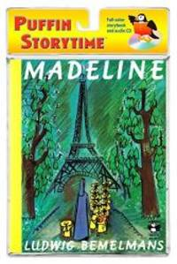 Madeline (Puffin Storytime) (Book & CD)