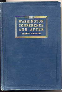 The Washington Conference and After.