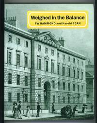 Weighed in the Balance: A History of the Laboratory of the Government Chemist