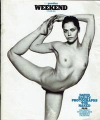 image of the guardian Weekend : David Bailey photographs the Naked